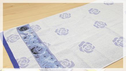 900匁織り美写紋バスタオル